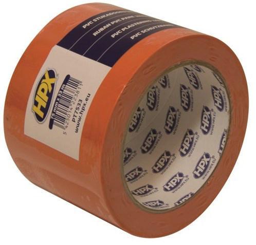 HPX Beschermingstape Oranje 75MMX33M PT7533
