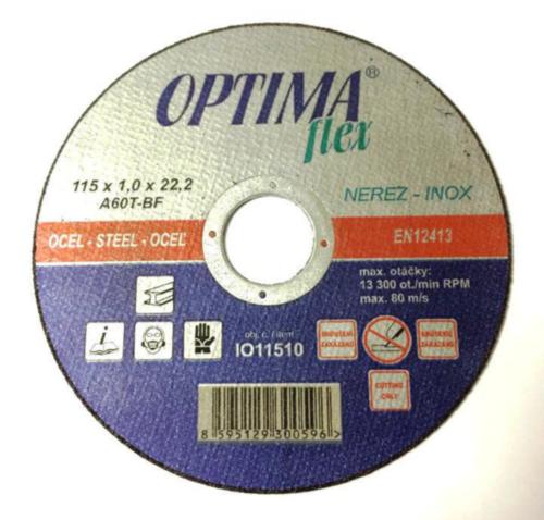 Optima Rezný kotúč IO23060 230X6