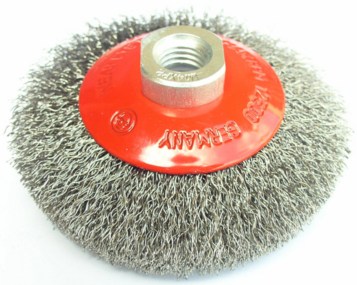 Optima Wheel brush K100M050CZ 100X0,50