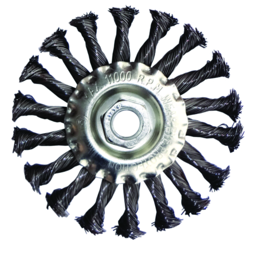 Optima Wheel brush K150O050CD 150X0,50