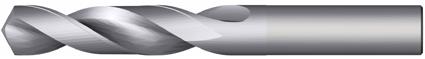 Dormer Broca para espárragos R120 DIN 6539 SC Blanco 9.60mm