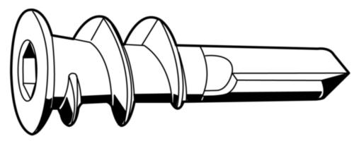 Hohlraum-Befestigungselemente