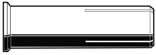 MAXXFAST Inslaganker Staal Elektrolytisch verzinkt