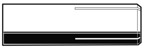 Ültető anker Rozsdamentes acél A4