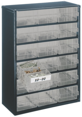 RAAC ARMOIRE METAL       CAB.918-02 BLUE