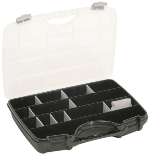 RAAC TOOLBOX        A-46 NEW BLACK/SILV.