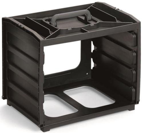 RAAC HANDY BOX         HANDYBOX 55 BLACK
