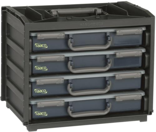 RAAC HANDY BOX        4 ASSORT 55 BLUE