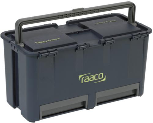 Raaco Gereedschapskisten & -tassen 27 COMPACT 27 BLUE