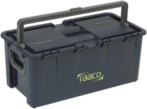 Raaco Gereedschapskisten & -tassen 37 COMPACT 37 BLUE