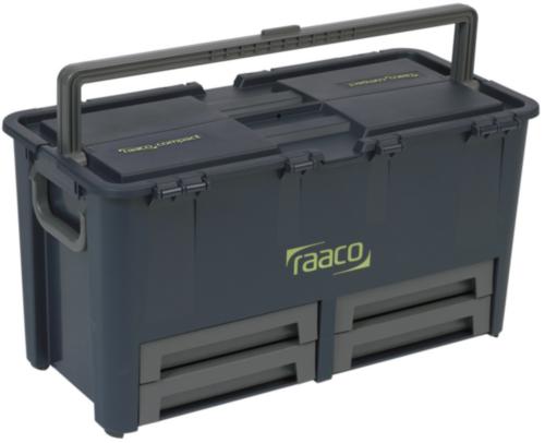 Raaco Gereedschapskisten & -tassen 62 COMPACT 62 BLUE