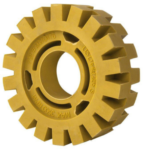 RUBBER WHEEL FOR RC380