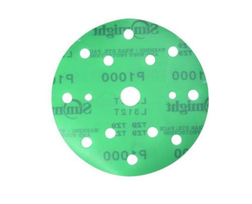 SANDING PAPR GRN Ø150MM-7 HL P1200 100PC