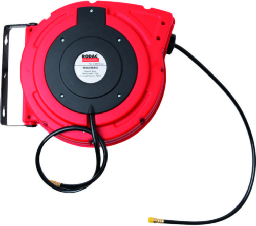 AUTOMATIC HOSE REEL PU8X12MM - 15 MTR