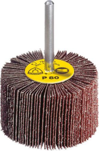 Klingspor Roue abrasive à lamelles K80