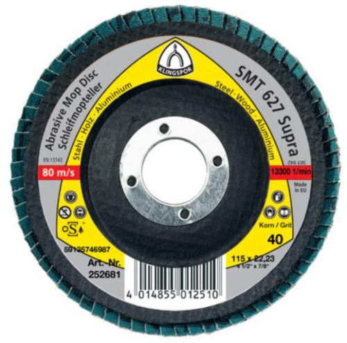 Klingspor Flap disc SMT314 K60