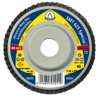 Klingspor Flap disc K36