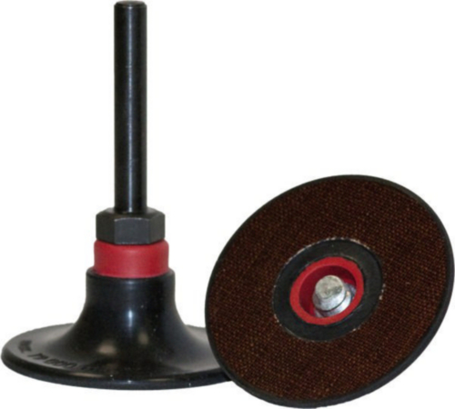 Klingspor Quick change support disc 25X6/MEDIUM