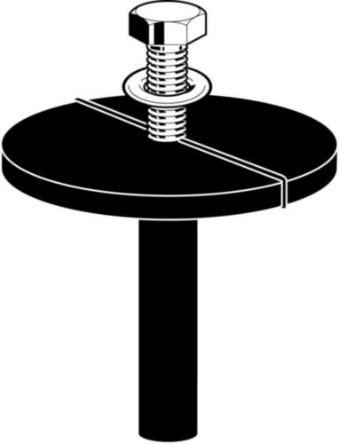 Toggle plug  Rubber