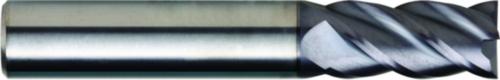 Dormer End mill S216 SC Aluminium-Titanium-Nitride 8.0mm