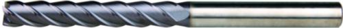 Dormer Schaftfräser S218 SC Aluminium-Titanium-Nitride 6.0mm
