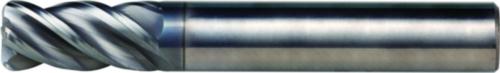 Dormer Corner radius end mill S262 SC Aluminium-Chrome-Nitride 12.0XR2.5