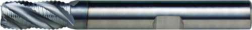 Dormer Roughing end mill S264 SC Aluminium-Chrome-Nitride 10.0mm