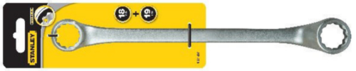 Stanley Double ended ring spanners 4-87-807 18X19