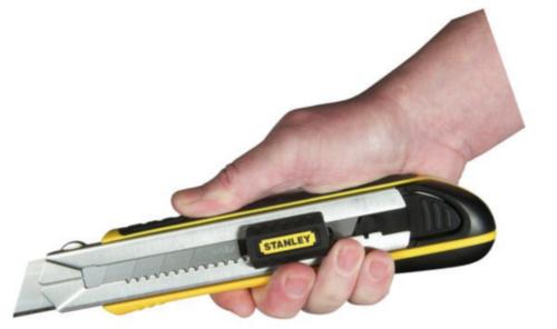Stanley Vysúvací nôž 0-10-486 25MM