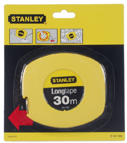 STAN LONG TAPE ?-34              108 30M