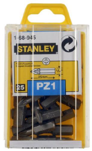 STAN BIT 1-68              25PC 25MM-PZ1
