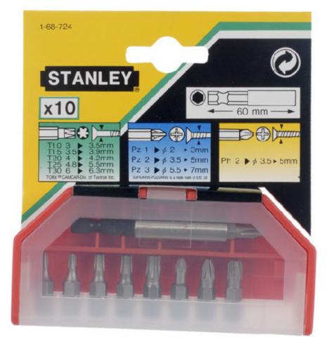 Stanley Seturi biți