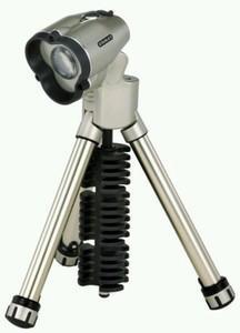 STAN FLASHLIGHT LED        TITANIUM 3POD