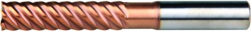 Dormer Frezy walcowo-czołowe S526 SC Titanium-Silicium-Nitride 10.0mm