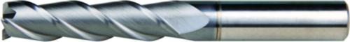 Dormer End mill S714 SC Aluminium-Chrome-Nitride 4.0mm