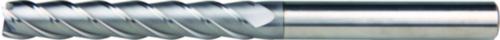 Dormer Schaftfräser S718 SC Aluminium-Chrome-Nitride 8.0mm