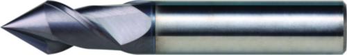 Dormer Chamfering end mill S739 SC Aluminium-Titanium-Nitride 10.0mm