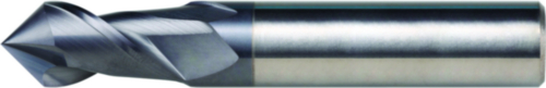 Dormer Fresa de biselado S740 SC Aluminio-titanio-nitruro 10.0mm