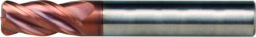 Dormer Fresa con radios en el extremo S767 SC Titanio-Silicium-Nitruro 20.0XR2.0