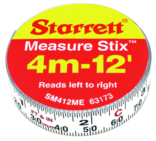 STAR MEASURING TAPE SM412ME 13MMX4M