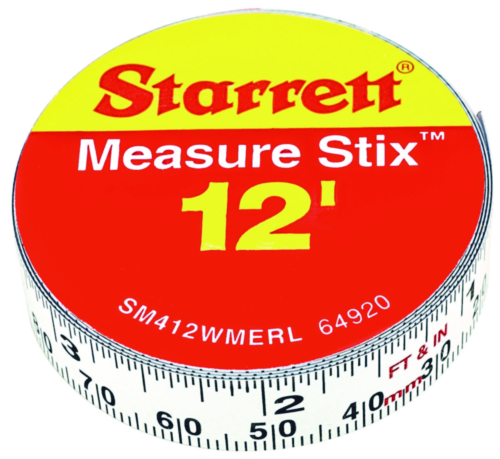 STAR MEASURING TAPE SM412WMERL 13MMX4M
