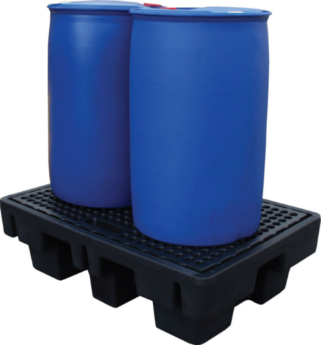 Brady Spill station SPC-Containment 230L