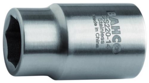 Bahco Nástrčné hlavice 3/4 RVS 34MM