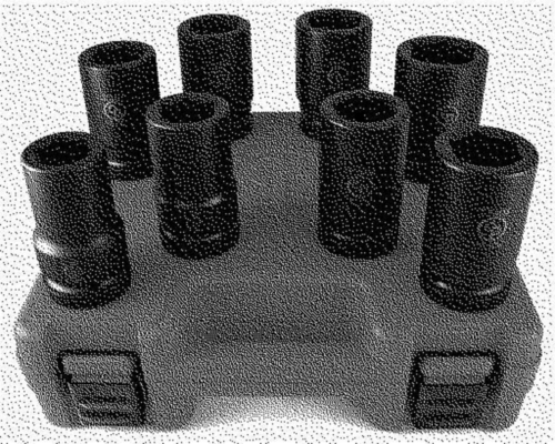 Chicago Pneumatic Socket sets 8940164477