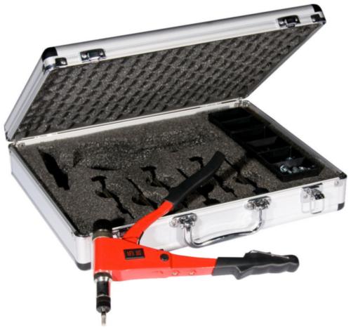 Masterfix Blindklinkmoer handgereedschap set MFX-360