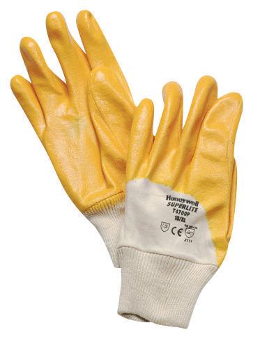 Honeywell Chemical resistant gloves T4700P SUPERLITE+XL