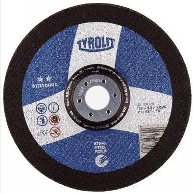 Tyrolit Disco de corte 367803 230X3,0X22,2