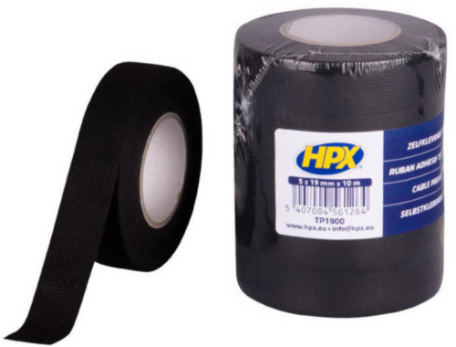 HPX Mounting tape Black 19MM X 10M