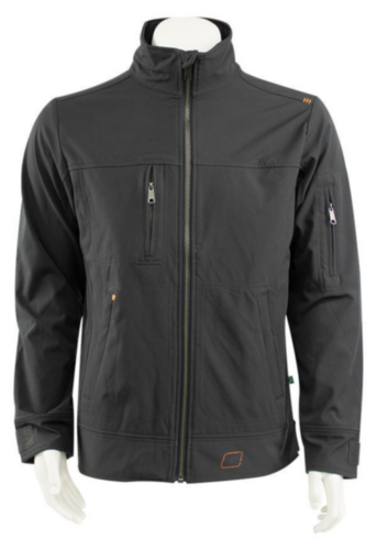 Triffic Softshell jacket SOLID Antracytowy XXL