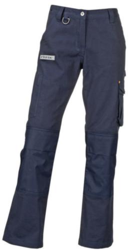 Triffic Worktrouser EGO Marine blue 35